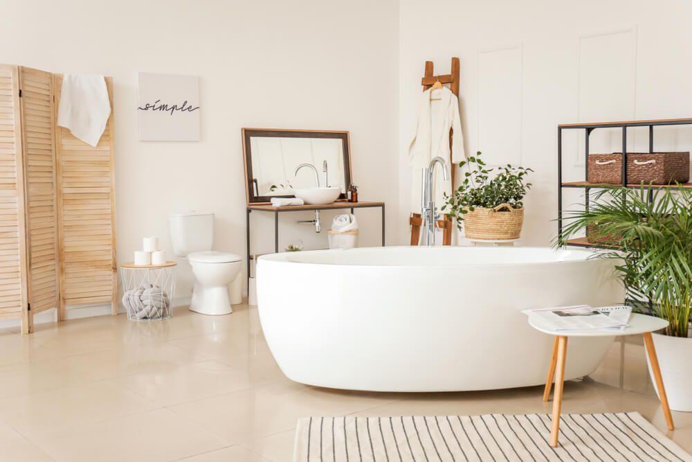 creer une salle de bain qualitel