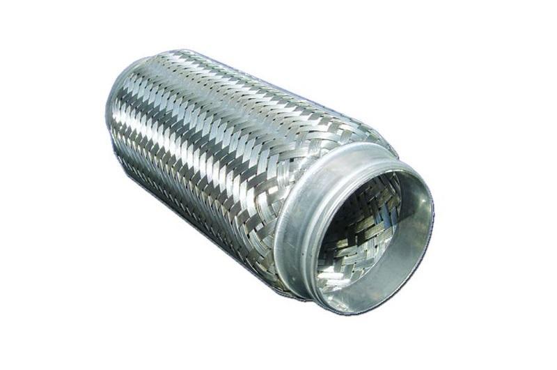 inbraid stainless steel exhaust flexible pipe 101x250mm