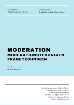 Moderation & Fragetechniken