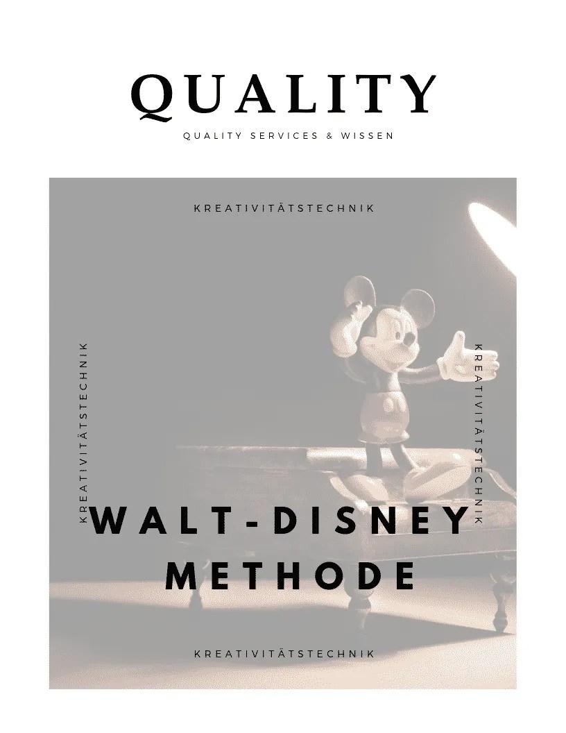 Walt Disney Methode