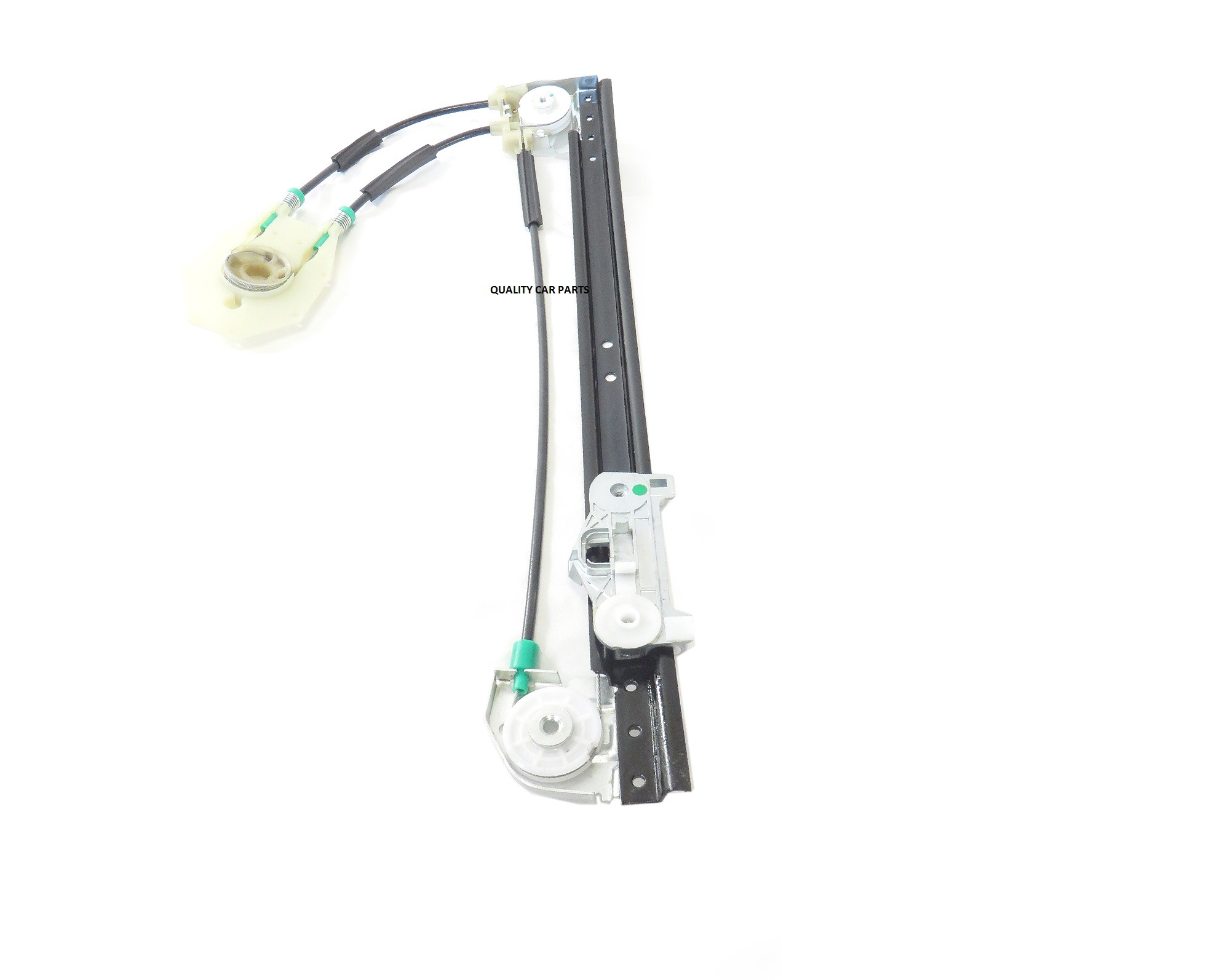 Power Window Regulator W O Motor For Bmw E39 520i 523i