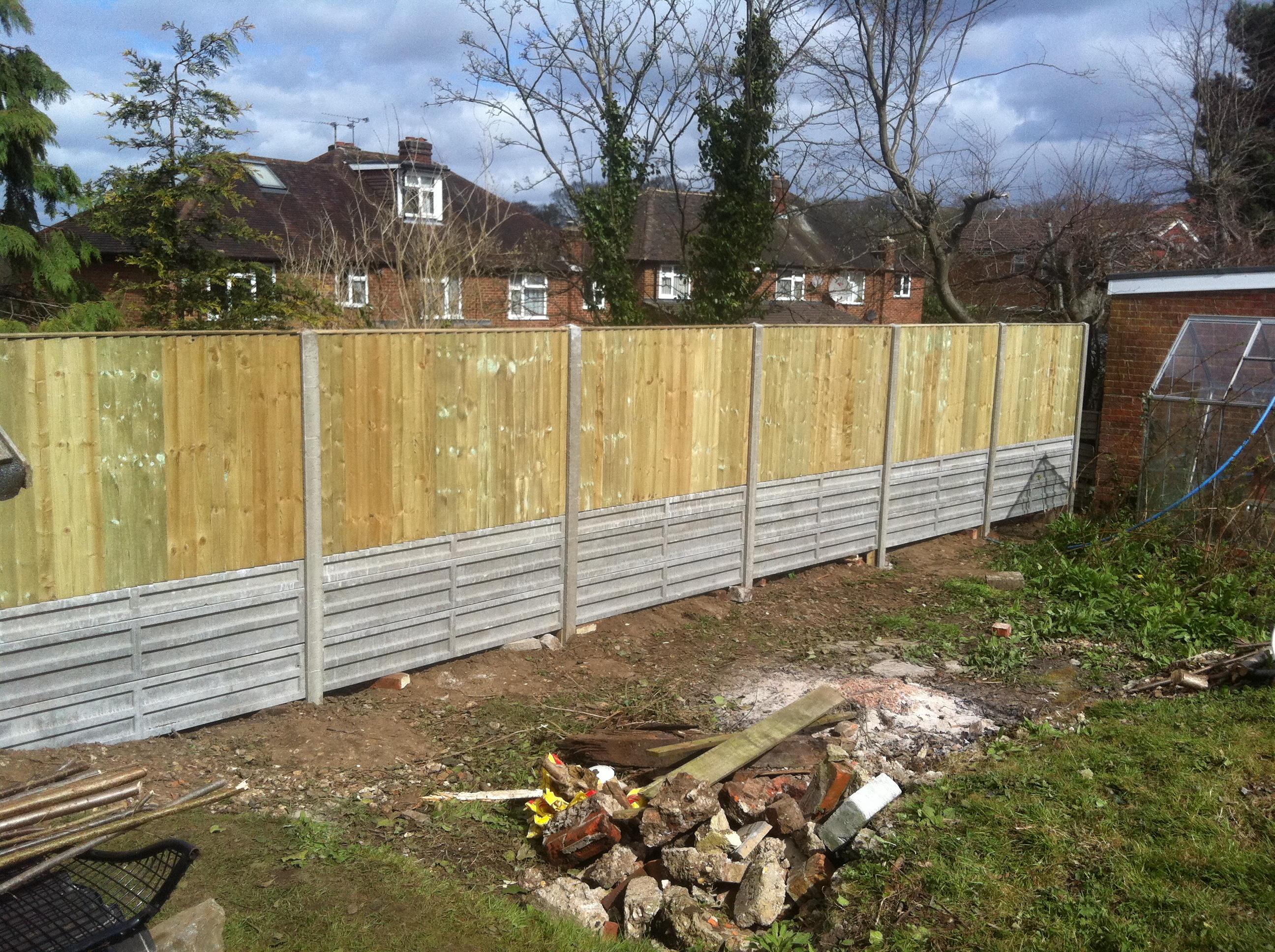 Garden Fence Archives