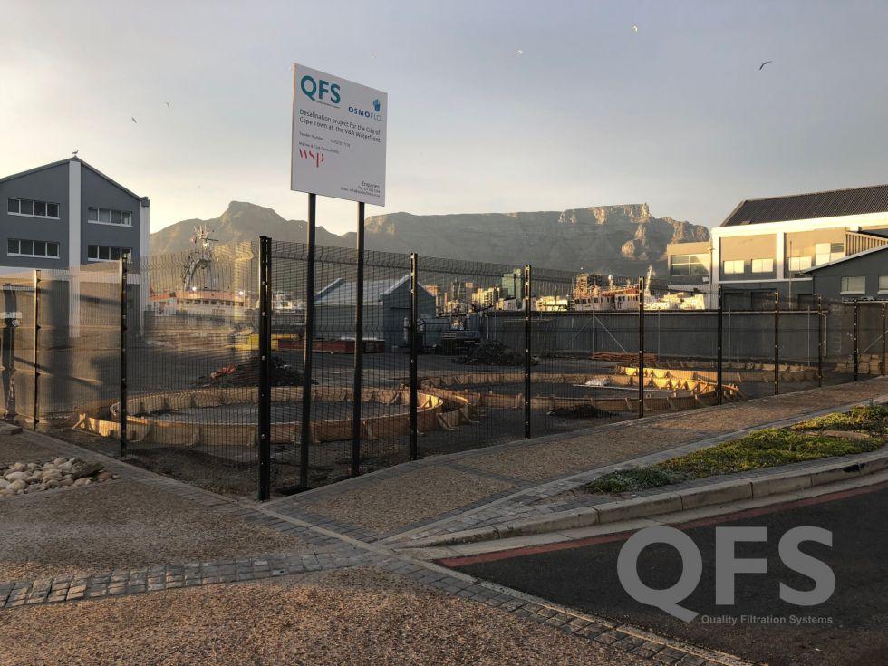 Desalination Plant Waterfront