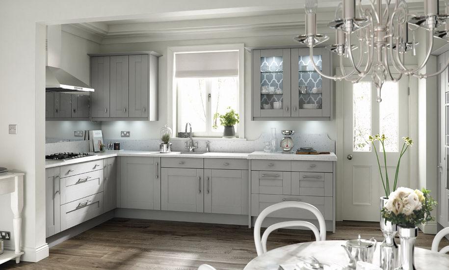 quality kitchen doors nottingham painted finish