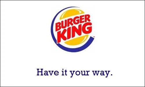 Burger King Life