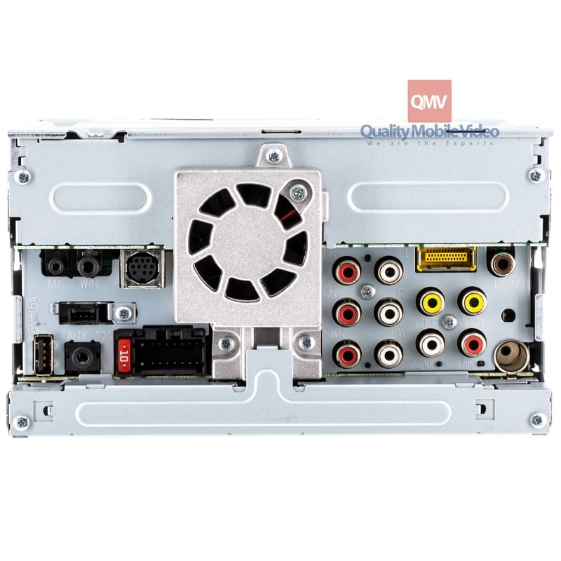 Pioneer Mvh Nex Double Din 6 2 Inch In Dash Car Stereo