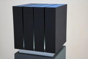 De zwarte kubus