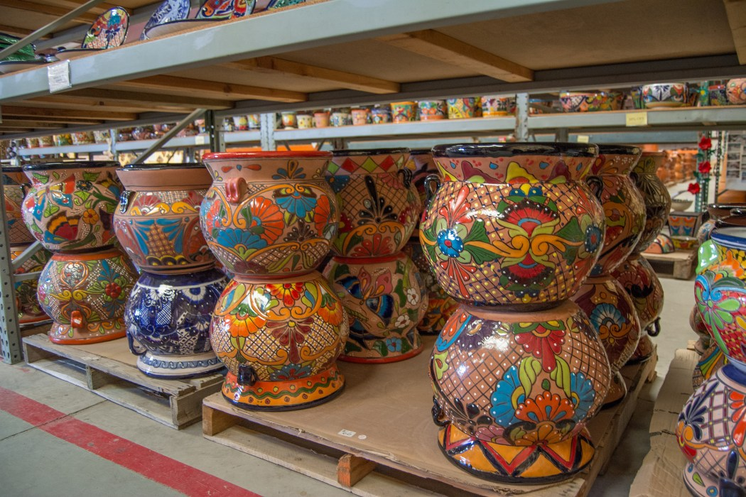 Mexican Clay Pots