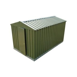 steel flat pack metal shed Dublin