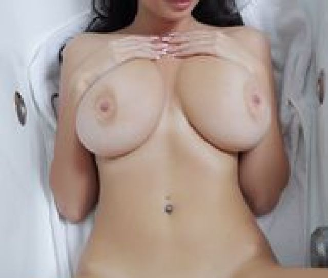 Female With Natural Bigger Breasts