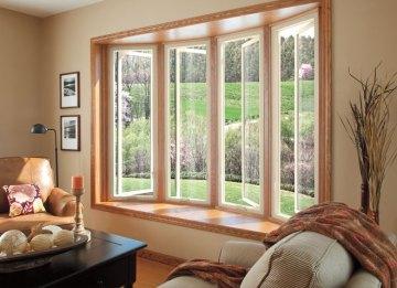 Bay window replacement, Bay windows, milwaukee, butler wi
