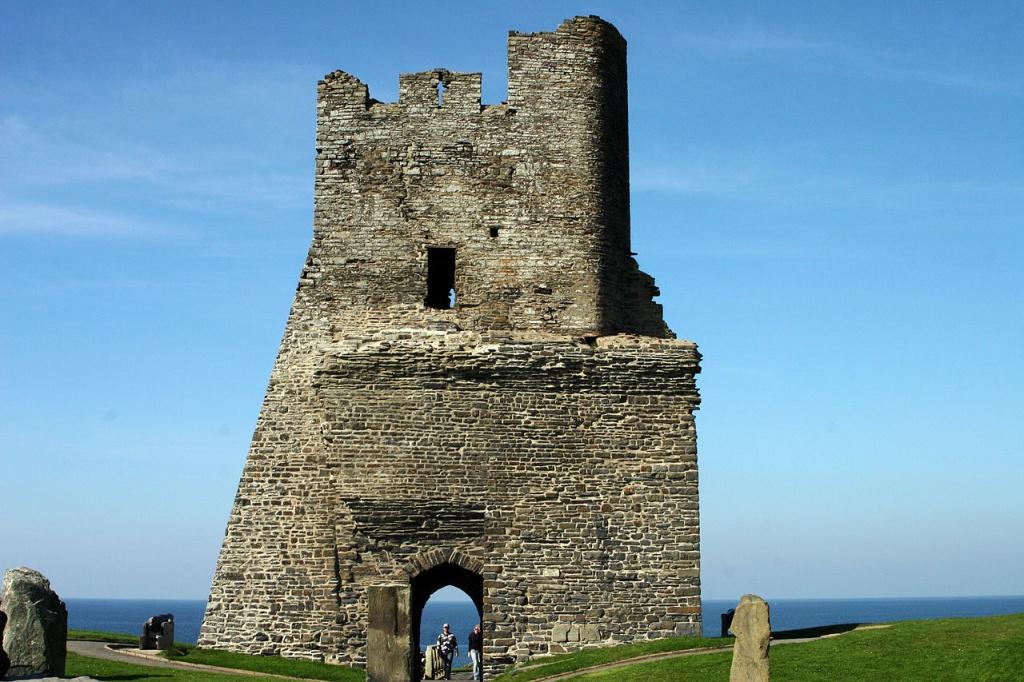 Castelo de Glandyfi