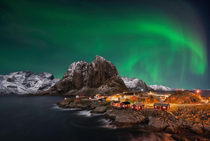 Finland Holidays Northern Lights