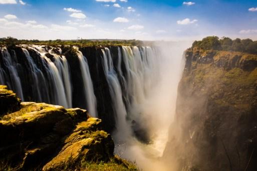 Cataratas Vitória são destaque natural na África | Qual Viagem