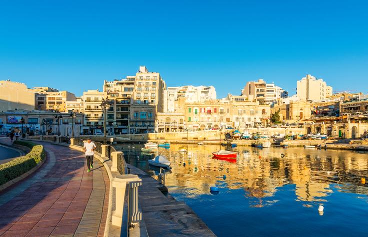Resultado de imagem para saint julian malta