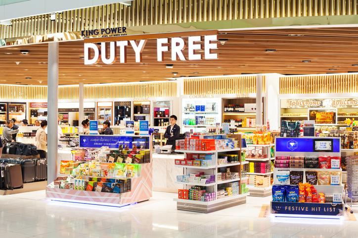 Resultado de imagem para duty free