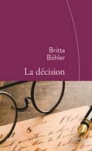 Britta Böhler - La décision