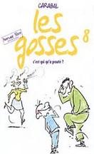 Carabal - Les gosses, tome 8