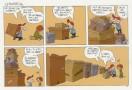 Ferri & Larcenet - Le retour à la terre, tome 1 extrait1