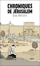 Guy Delisle - Chroniques de Jérusalem