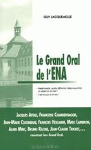 Guy Jacquemelle - Le Grand oral de l'ENA