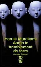 Haruki Murakami - Après le tremblement de terre