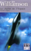 Jack Williamson - La légion de l'espace
