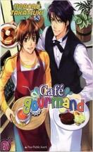 Noboru Takatsuki - Café gourmand