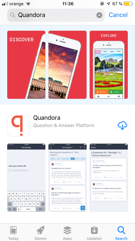 'Quandora-Questions-Answer'-App-Launch-Knowledge-Sharing-at-Your-Fingertips-1