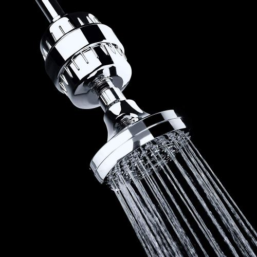 AquaBliss High Output Shower Filter