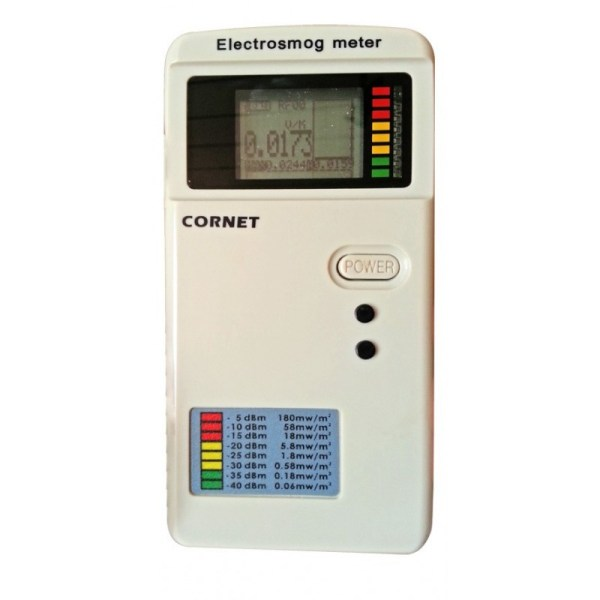 Cornet ED78S EMF RF Meter