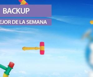 BackUp, lo mejor de la semana: Más vacaciones, leyes falsas y Novita sin Doraemon