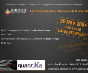 CiberSeguridad para profesionales de la seguridad