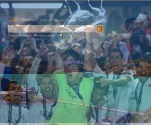 El #BigData apuesta que gana el Real Madrid en la final de Champions