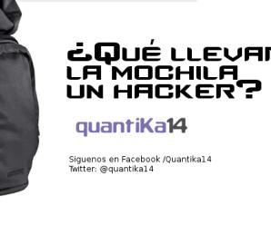 La mochila del Hacker