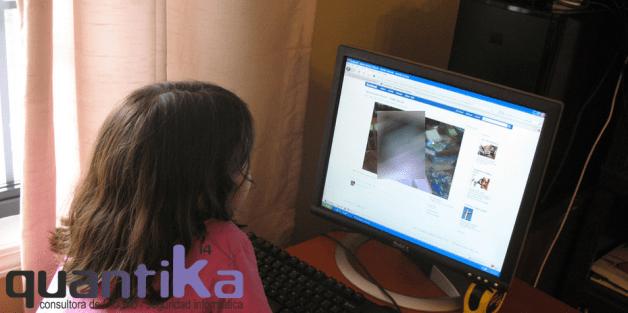 niña-redes-sociales