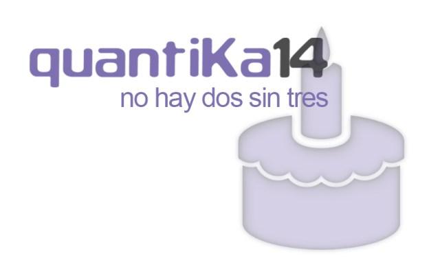 quantika14 tercer aniversario