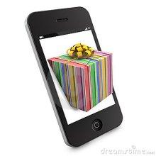 regalo-de-la-navidad-que-sale-de-smartphone-22334380