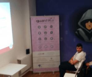 Resumen de la charla de #Cibercooperante por Salvador Gamero