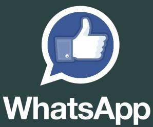 Facebook compra Whatsapp y sus 465 millones de usuarios.
