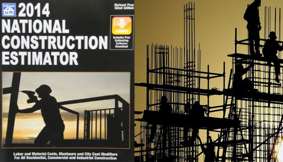 National Construction Estimator 2014