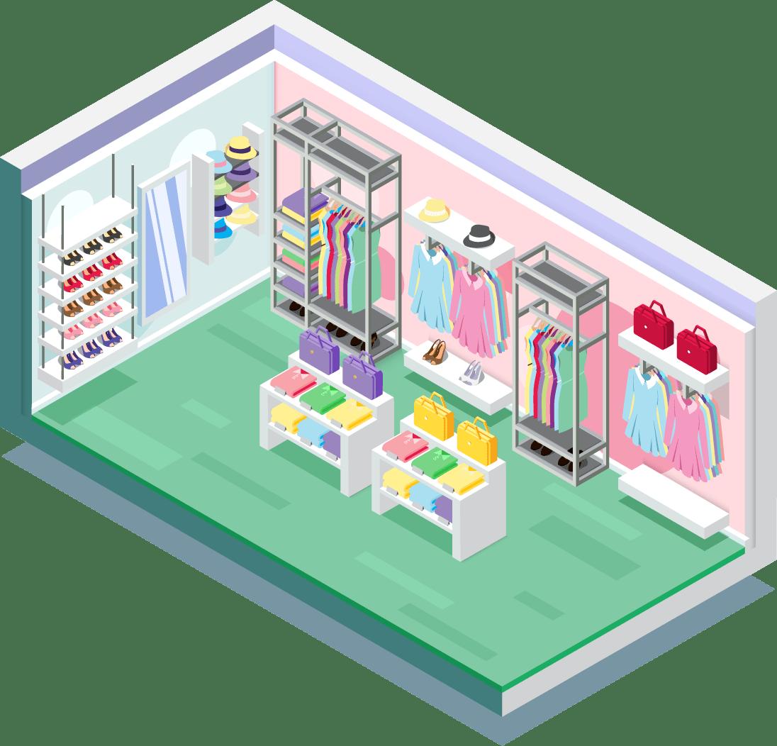 software de gestão para loja QuantoSobra