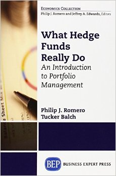 What Hedge Funds Really Do An Introduction to Portfolio Management