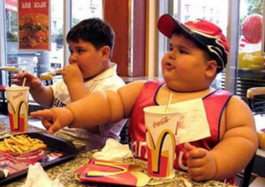 For Americans, this photo conveys multiple messages, emotions and political sentiments. It's not longer just a photo of kids eating. And if you're writing fantasy of science fiction without that level of cultural understanding, it's likely going to read like fast food tastes.