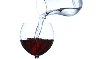 It was a glorious day when I discovered how to turn water into wine 4