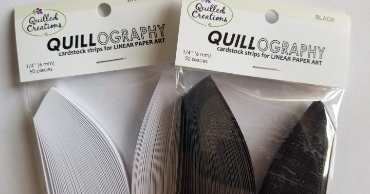 Quilled Creations Quillography Paper | Review