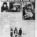 Stalin's artificial famine in the Ukraine