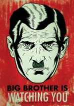 Big Brother Is Watching- Everything Is Recorded in The Book