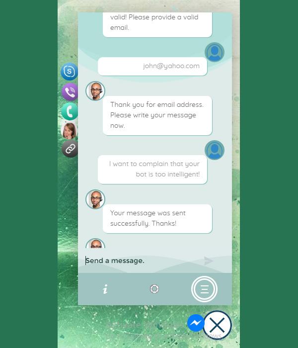 ChatBot for WordPress - 22