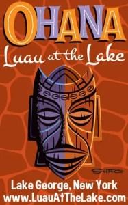 Ohana - Luau At The Lake